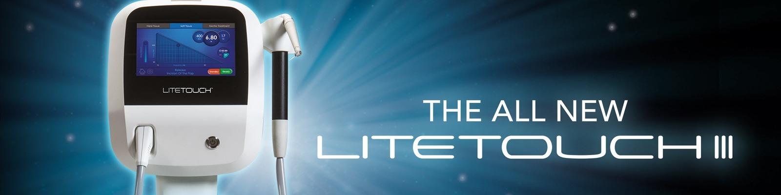 LiteTouch III Er:YAG Laser