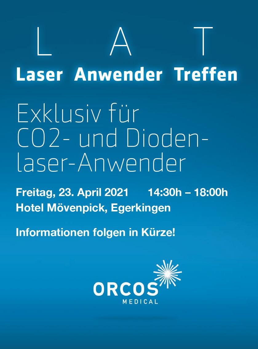 Laser-Anwender-Treffen (CO2- und Diodenlaser)