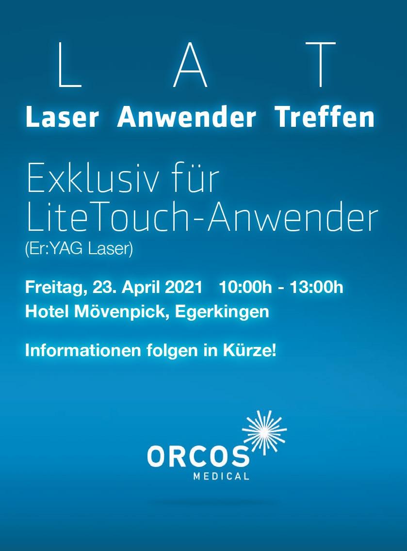 Laser-Anwender-Treffen (Er:YAG-Laser)