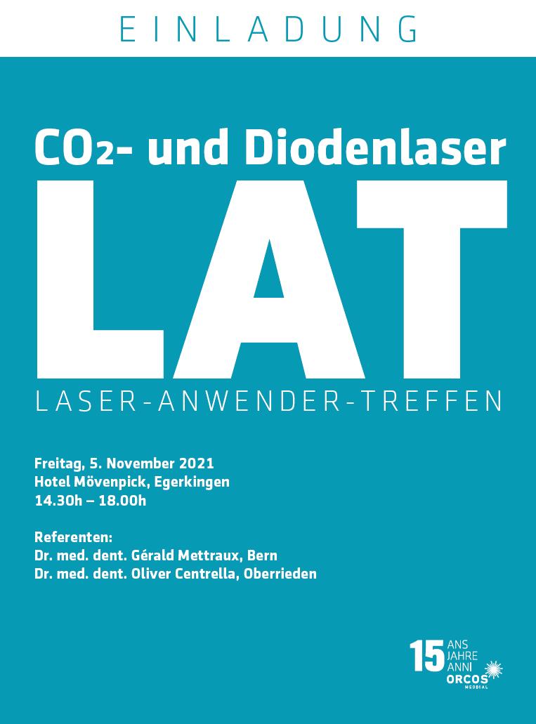 Laser-Anwender-Treffen (LAT) CO2- und Diodenlaser