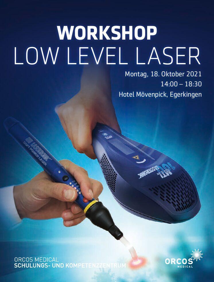 LowLevelLaser Workshop in Egerkingen